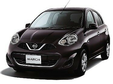 MANUALE OFFICINA NISSAN MICRA MARCH my 2010-2014 WORKSHOP MANUAL mail