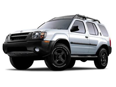 MANUALE OFFICINA NISSAN X-TERRA my 2000 - 2004 WORKSHOP MANUAL mail