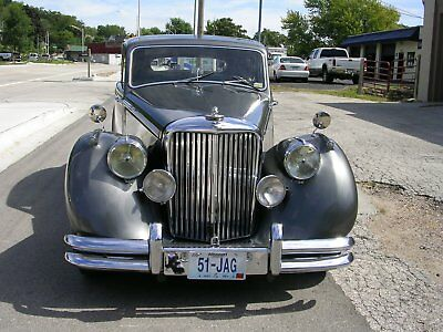 1951 Jaguar Other  1951 Jaguar Mark 5 Saloon