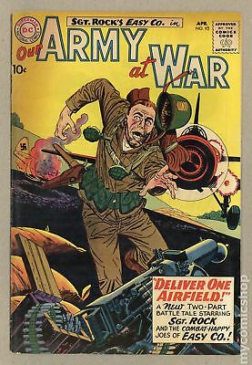 Our Army at War (1952) #93 VG 4.0