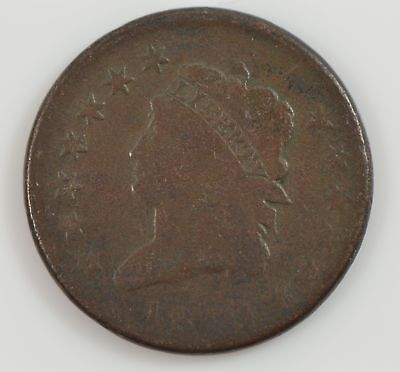 1810 Classic Head Large Cent *G67