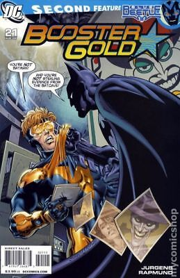 Booster Gold (2007 DC 2nd Series) #21 FN