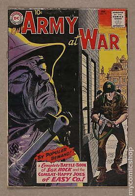 Our Army at War (1952) #91 GD/VG 3.0