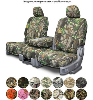 Admirable Custom Fit Camo Seat Covers For Cars Trucks And Suvs Dailytribune Chair Design For Home Dailytribuneorg