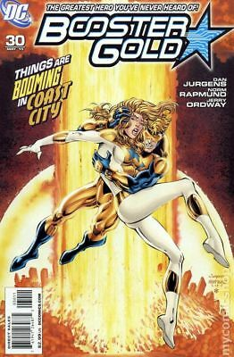 Booster Gold (2007 DC 2nd Series) #30 FN