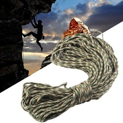 550 Parachute Cord Lanyard Mil Spec Type III 7 Strand Core100FT Tools