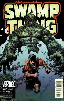 Swamp Thing (2004 4th Series) #7 VG LOW GRADE