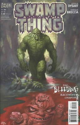 Swamp Thing (2004 4th Series) #21 VG LOW GRADE