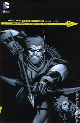 Green Arrow The Archer's Quest HC (2015 DC) Deluxe Edition #1-1ST NM