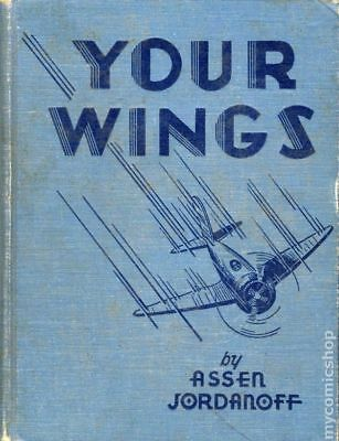 Your Wings HC (1936) #1-1ST VG LOW GRADE