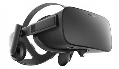 Oculus Rift VR Headset with touch remote