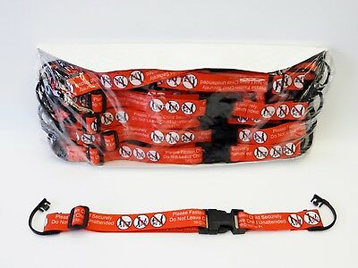 25pcs Shopping Cart Child Safety Restraint RED Belt Strap FAST FREE SHIPPING NEW