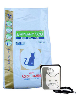 7kg Royal Canin Urinary UHD 34 S/O High Dilution + Tchibo Katzen-Türsignal