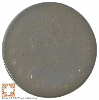 1813 Classic Head Large Cent *XB13