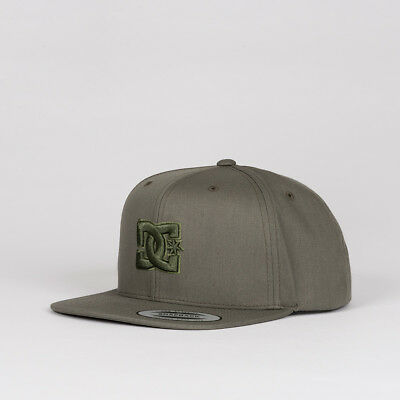 DC Snappy Snapback Cap Fatigue Green