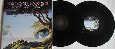 LP Anderson Bruford Wakeman Howe An Evening of Yes Music Vol 2 (2LP) SEALED