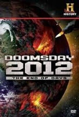 Doomsday 2012 The End Of Days NEW AND SEALED DVD