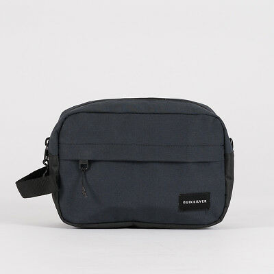 Quiksilver Chamber Wash Bag True Black