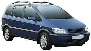 MANUALE OFFICINA OPEL ASTRA & ZAFIRA my 1998-2000 WORKSHOP MANUAL mail