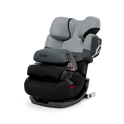 Car seat group 1/2/3 Kg. 9-36 PALLAS 2-FIX Cobblestone light grey Cybex