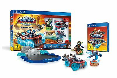 Skylanders SuperChargers - Starter Pack PlayStation 4 / PS4 (NEU & OVP!)