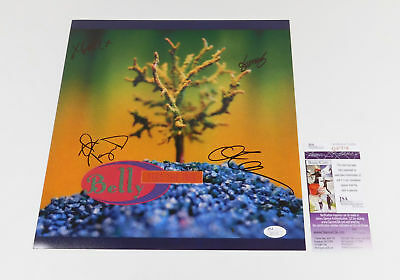 Belly Signed Album Cover Photo Feed The Tree 4 JSA Autos DA019340