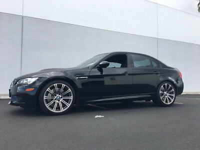 2008 BMW 3-Series M3 2008 BMW 3 Series M3 E90 in Black Only 51,657 Miles Manual Transmission 3 Pedal