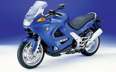 Manuale Officina Bmw K1200 Rs 72 Kw & 90 Kw 1996 - 2000 Workshop Manual Email
