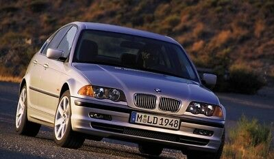 MANUALE OFFICINA BMW SERIE 3 E46 320d 330d MY 1998 - 2001 WORKSHOP MANUAL EMAIL