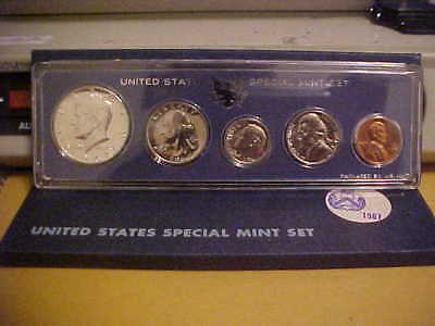 1967 Special US Mint Uncirculated Coin Set