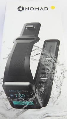 New Nomad Silicone Sport Strap Band for Apple Watch Series 1 & 2 42mm Slate Grey