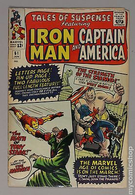 Tales of Suspense (1959) #61 GD 2.0