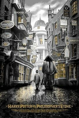 3 posters for 2 Harry Potter Movie Poster A4 Print