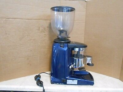 PRE OWNED  Futurete D64 Commercial Espresso Bean Grinder  FREE SHIPPING