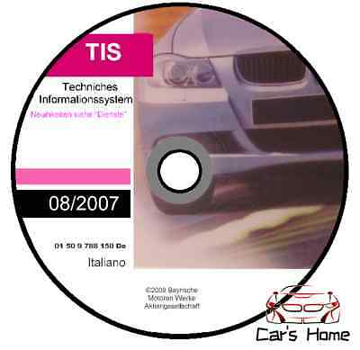 Manuale Officina Bmw Mini Tis 08/2007 Workshop Manual Tecnic Information System