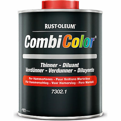 Rust Oleum 7302 CombiColor Paint Thinner 1l