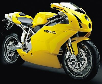 Manuale Officina Ducati 749 My 2005 - 2006 Workshop Manual Email