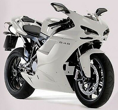 MANUALE OFFICINA DUCATI 848 my 2008 - 2010 WORKSHOP MANUAL SERVICE EMAIL