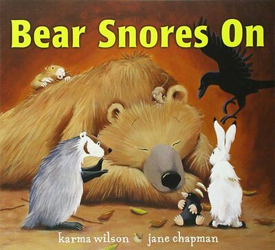 Bear Snores on by Karma Wilson | Paperback Book | 9780743462099 | NEW