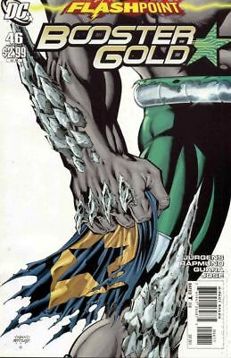 Booster Gold (2007 DC 2nd Series) #46 FN