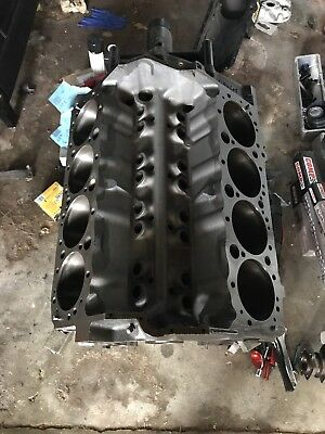 Standard Bore 350 Chev Engine Block + Crank