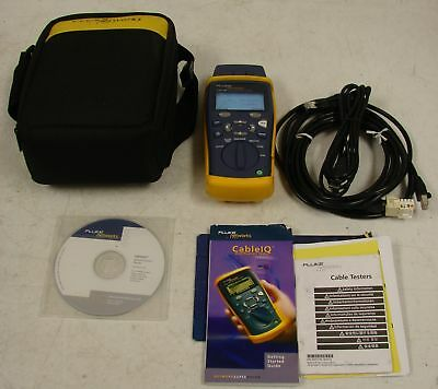 fluke networks cableiq qualification tester manual