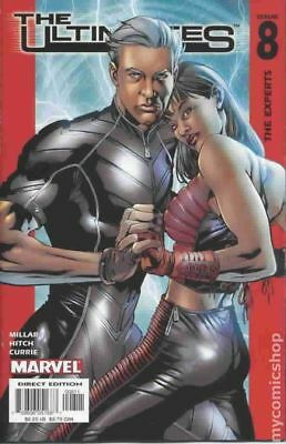 Ultimates (2002 1st Series) #8 VG LOW GRADE