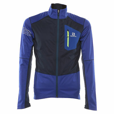 Salomon Rs Softshell Jacket Giacca Sportiva Uomo 397107