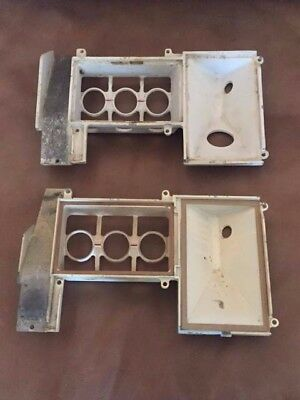 Jennings top casting interior reel frames