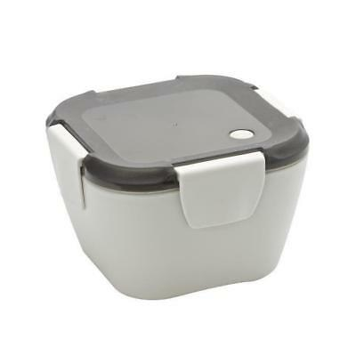 UNBRANDED CUISSON Lunchbox 13x13x8 cm Dining at work - Creme - Plastique