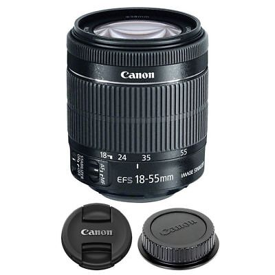 CANON EF-S 18-55mm f/3.5-5.6 IS STM LENS - NEW, FREE SHIPPING!!!
