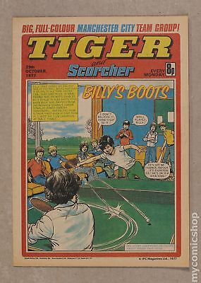 Tiger Tiger and Hurricane/Tiger and Jag/Tiger and Scorcher #771029 NM- 9.2