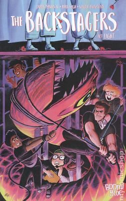 Backstagers (2016) #8 VG LOW GRADE