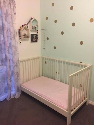 IKEA Gulliver Cot / Toddler Bed